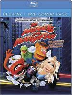 The Muppets Take Manhattan [French] [Blu-ray/DVD]