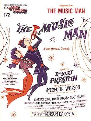The Music Man: E-Z Play Today Volume 172 - Willson, Meredith (Composer)