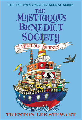 The Mysterious Benedict Society and the Perilous Journey - Stewart, Trenton Lee