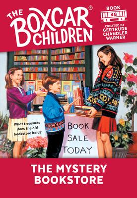 The Mystery Bookstore - Warner, Gertrude Chandler (Creator)