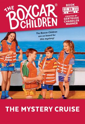 The Mystery Cruise - Warner, Gertrude Chandler