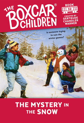 The Mystery in the Snow - Warner, Gertrude Chandler (Creator)