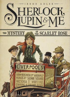The Mystery of the Scarlet Rose - Adler, Irene