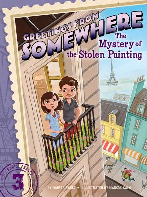 The Mystery of the Stolen Painting - Paris, Harper