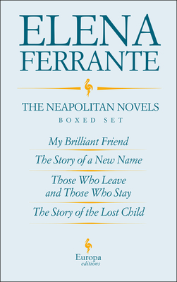 The Neapolitan Novels Boxed Set - Ferrante, Elena, and Goldstein, Ann (Translated by)