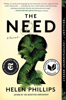 The Need - Phillips, Helen
