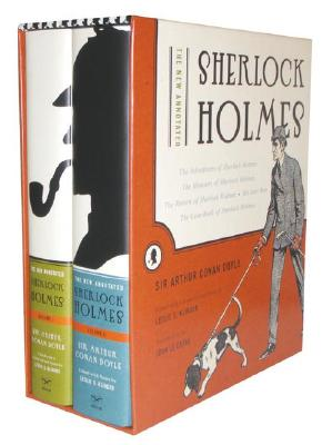 The New Annotated Sherlock Holmes: The Complete Short Stories - Doyle, Arthur Conan, Sir, and Klinger, Leslie S (Editor), and Carre, John Le (Introduction by)