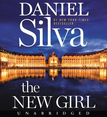 The New Girl CD - Silva, Daniel, and Guidall, George (Read by)
