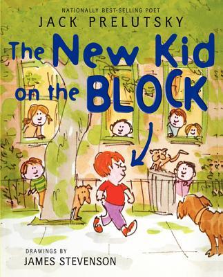 The New Kid on the Block - Prelutsky, Jack