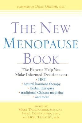 The New Menopause Book - Tagliaferri, Mary, L.AC.