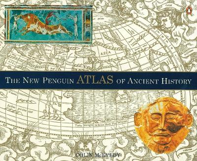 The New Penguin Atlas of Ancient History - McEvedy, Colin