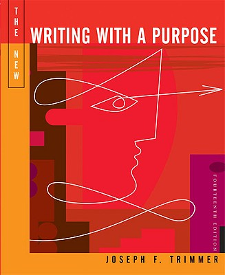 The New Writing with a Purpose - Trimmer, Joseph F