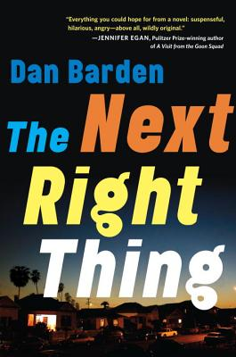 The Next Right Thing - Barden, Dan