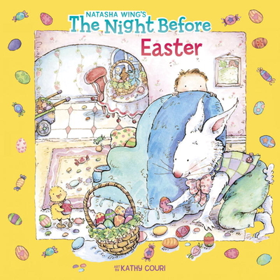 The Night Before Easter - Wing, Natasha