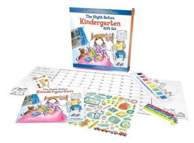 The Night Before Kindergarten Gift Set - Wing, Natasha