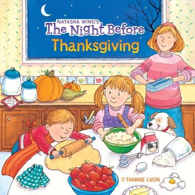 The Night Before Thanksgiving - Wing, Natasha