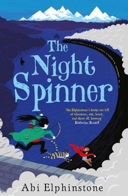 The Night Spinner - Elphinstone, Abi