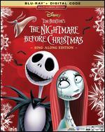 The Nightmare Before Christmas [Includes Digital Copy] [Blu-ray]