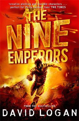 The Nine Emperors - Logan, David