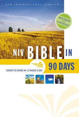 The NIV Bible in 90 Days - Zondervan Bibles (Creator)