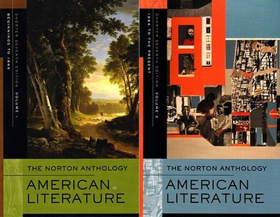 The Norton Anthology of American Literature, Shorter Seventh Edition, Volumes 1 and 2 - Baym, Nina (Editor)