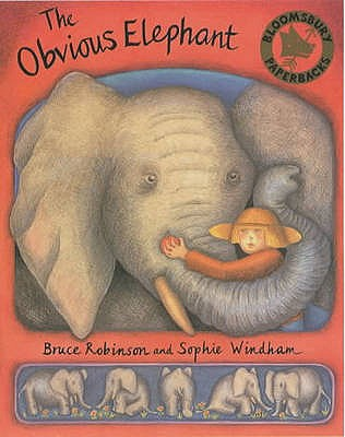 The Obvious Elephant - Robinson, Bruce