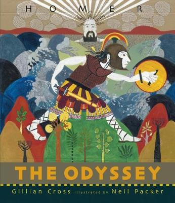 The Odyssey - Cross, Gillian
