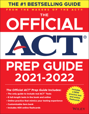 The Official ACT Prep Guide 2021-2022 - ACT