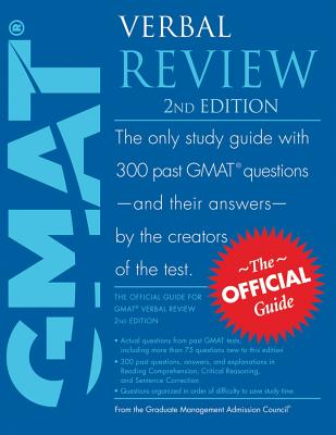 The Official Guide for GMAT Verbal Review - Graduate Management Admission Council