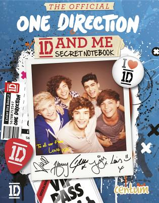The Official One Direction and Me Secret Notebook - DK Publishing (Creator)
