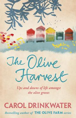The Olive Harvest: A Memoir of Love, Old Trees, and Olive Oil - Drinkwater, Carol