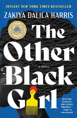 The Other Black Girl - Harris, Zakiya Dalila