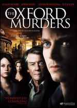 The Oxford Murders - Álex de la Iglesia
