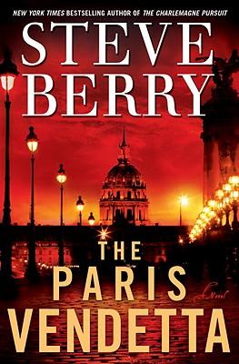 The Paris Vendetta - Berry, Steve
