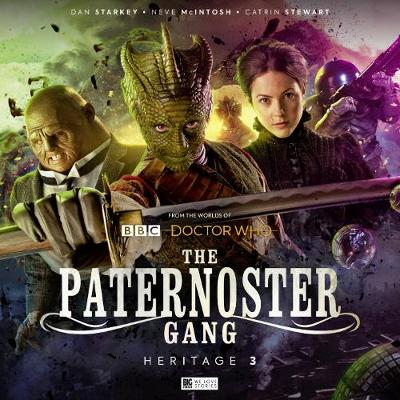 The Paternoster Gang: Heritage 3: 3 - Gill, Roy, and Valentine, Robert, and McMullin, Lisa