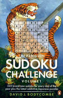 The Penguin Sudoku Challenge: Volume 1 - Bodycombe, David J.