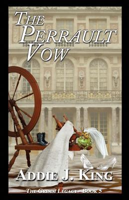 The Perrault Vow - King, Addie J