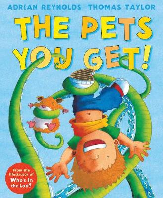 The Pets You Get - Taylor, Thomas