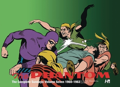 The Phantom the Sundays Volume 7: 1960-1963 - Falk, Lee, and Herman, Daniel (Editor), and Barry, Sy (Artist)