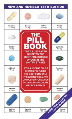 The Pill Book - Silverman, Harold M