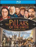 The Pillars of the Earth [3 Discs] [Blu-ray]
