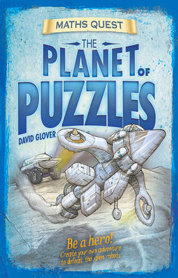 The Planet of Puzzles - Glover, David