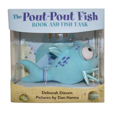The pout pout fish book and fish tank book by deborah for The pout pout fish book