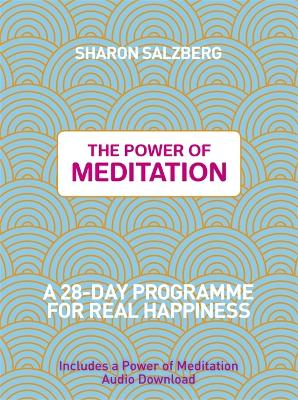 The Power of Meditation: A 28-Day Programme for Real Happiness - Salzberg, Sharon