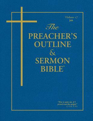 The Preacher's Outline & Sermon Bible: Job - Worldwide, Leadership Ministries