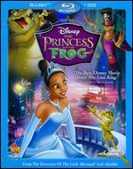 The Princess and the Frog [2 Discs] [Blu-ray/DVD]
