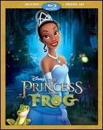 The Princess and the Frog [Blu-ray] - John Musker; Ron Clements