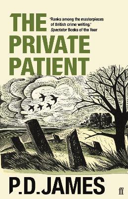 The Private Patient - James, P. D.