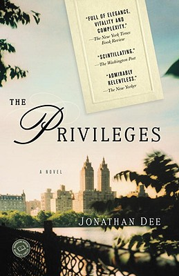 The Privileges - Dee, Jonathan