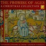 The Promise of Ages: A Christmas Collection - Amanda MacNamara (double bass); Caroline Balding (violin); Caroline Trevor (alto); Dave Townsend (concertina); Emily van Evera (guitar); Emily van Evera (soprano); Frances Kelly (medieval harp); Frances Kelly (harp); Gill Redmond (cello)